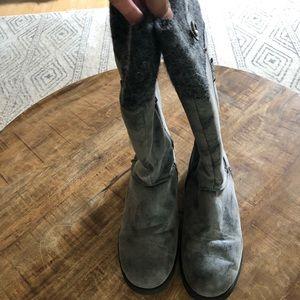 Women's Muk Luks Boots Size 8